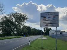 Bundespolizei controleert af en toe bij de grens:  vooral Duitsers die terugkomen van vakantie