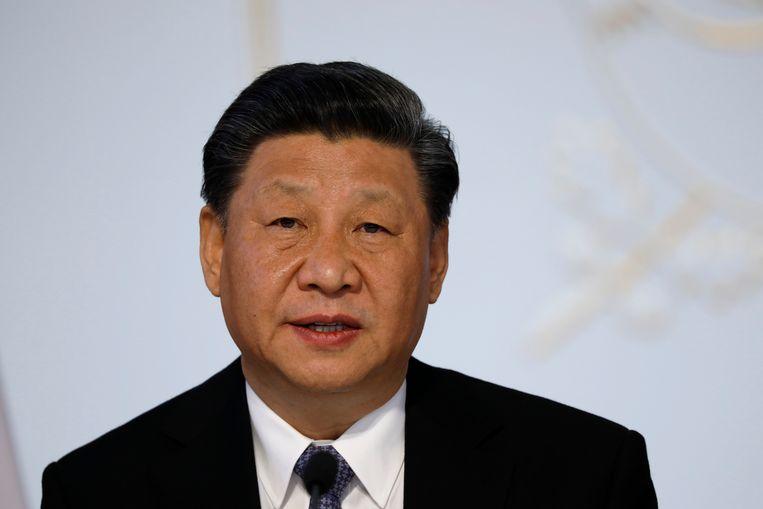 Xi Jinping Beeld Corbis via Getty Images