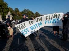 Nouvelles arrestations d'activistes d'Extinction Rebellion à Bruxelles