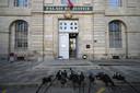 De rechtbank in Vesoul waar de zaak wordt behandeld.