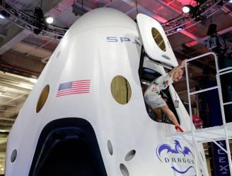 NASA bestelt commerciële bemande ruimtevlucht bij SpaceX