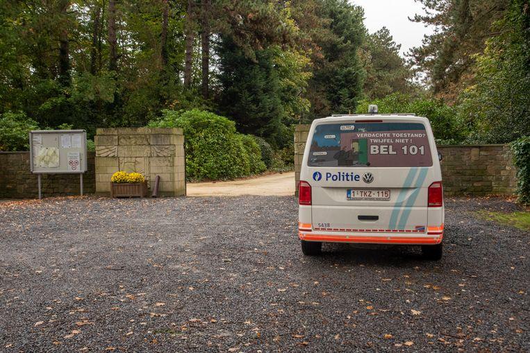 Op het kerkhof van Wetteren werd een inbraakpoging vastgesteld.