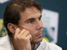 Nadal denkt ATP Finals te kunnen spelen