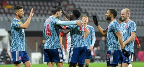 Twee clubrecords op één avond: doelpuntenmachine Ajax op volle toeren