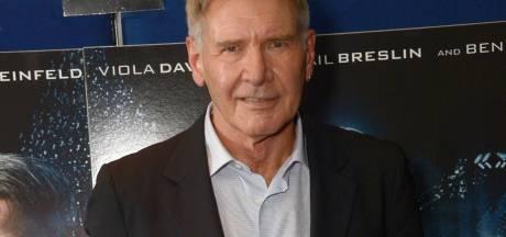"""Harrison Ford se blesse lors du tournage de """"Star Wars"""""""