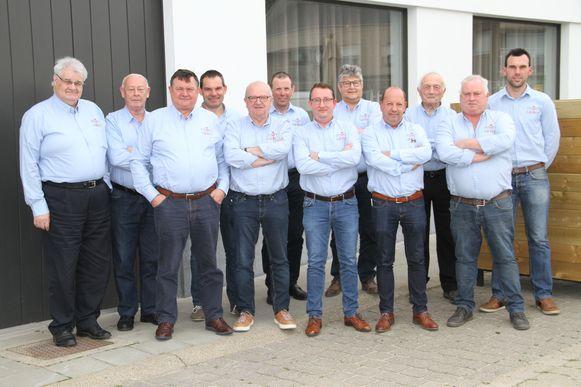 Het bestuur van Pittem Koerst draagt Bjarne Vanacker, die de beloftenwedstrijd in 2016 op zijn naam schreef, nog altijd een warm hart toe.