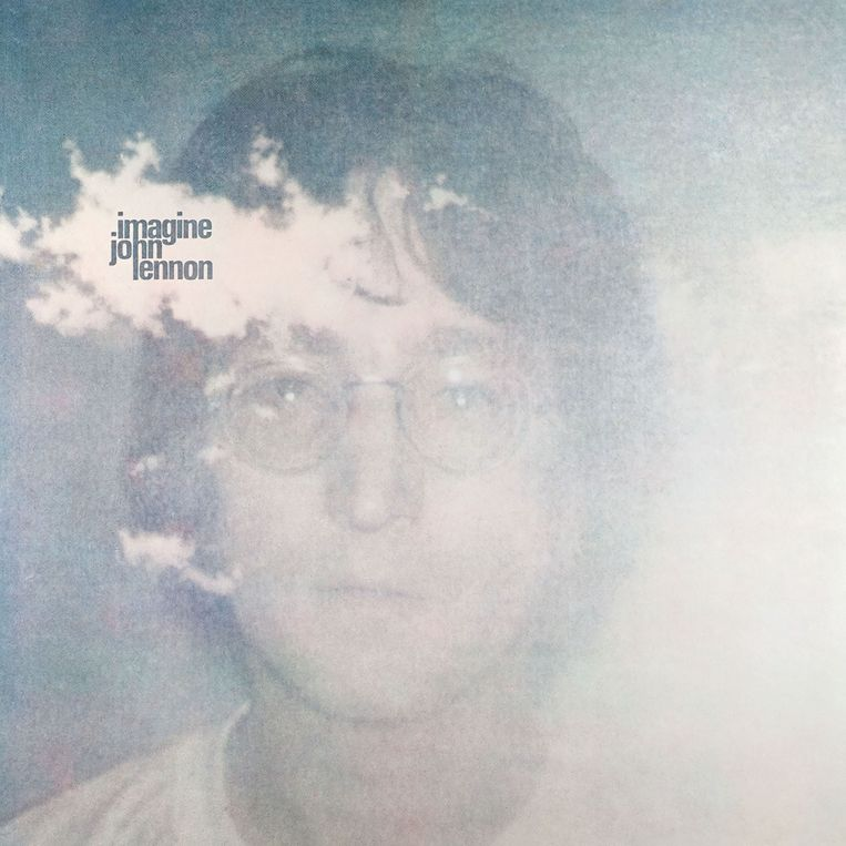 'Imagine' - John Lennon Beeld Apple