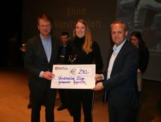 """Zeilster Eline Verstraelen (17) verkozen tot 'Kapelse Sportfiguur van het Jaar': """"Ik had het niet verwacht"""""""