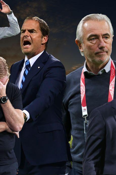 Van Koeman en Cocu tot De Boer en Van Bommel: Nederlandse coaches falen massaal in het buitenland