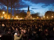 """Onzième """"Nuit debout"""" consécutive à Paris"""