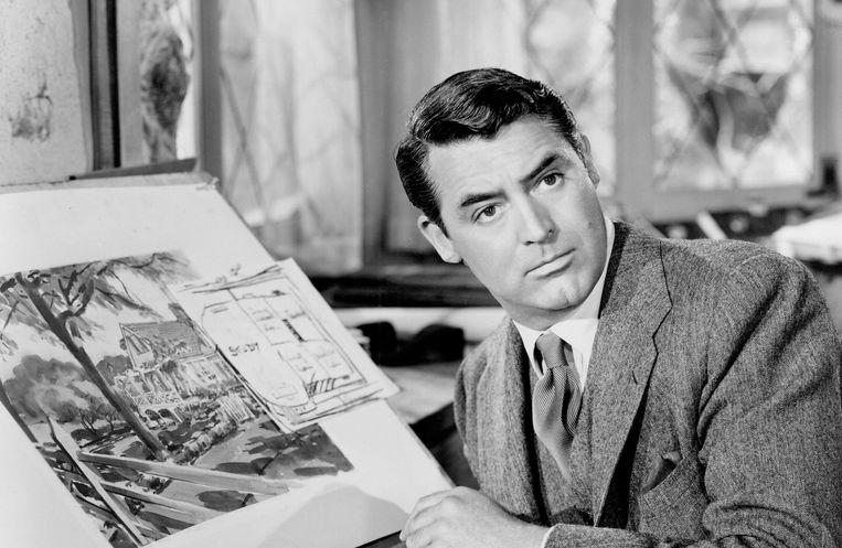 Cary Grant in Mr. Blandings Builds His Dream House van H.C. Potter. Beeld