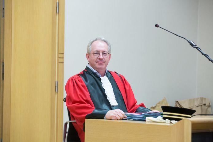 Openbare aanklager Patrick Boyen benadrukte in zijn requisitoir dat Mariusz M. wel degelijk een voorbedacht plan had