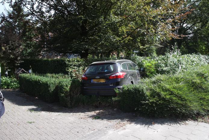 Ongeval Milheezerweg, Deurne.
