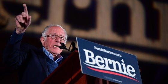 Bernie Sanders 'niet gediend' van hulp van Russen in campagne