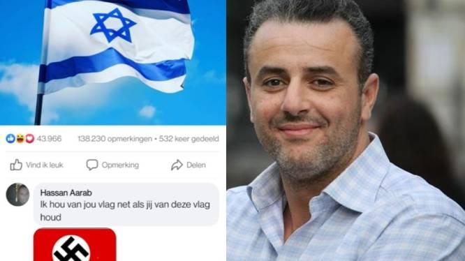 """Raadslid van CD&V vergelijkt Israëlische vlag met die van nazi's: """"Gruwelijkst denkbare belediging"""""""