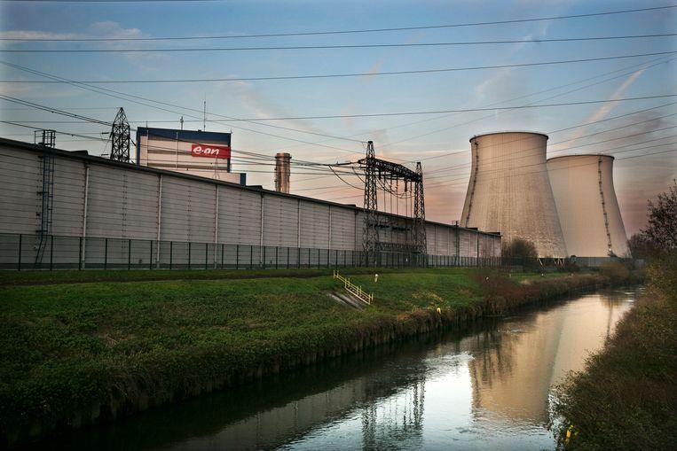 De gascentrale van Vilvoorde. Beeld Tim Dirven