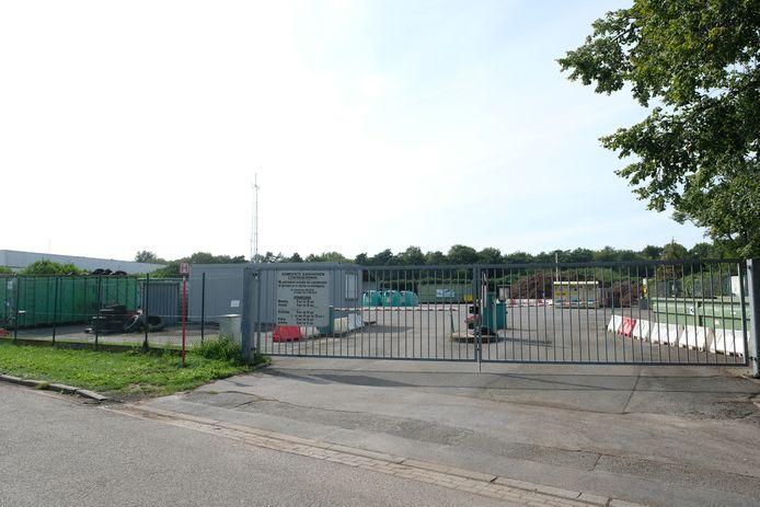 De laatavondopening op donderdag in het recyclagepark van Zandhoven stopt vanaf 1 oktober.