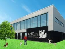 Hond en kat krijgen ieder eigen ingang in nieuw hypermodern dierenziekenhuis Breda
