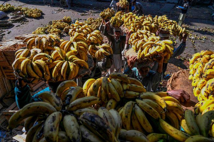 Ook bananenboeren krijgen volgens Solidaridad veel te lage prijzen.