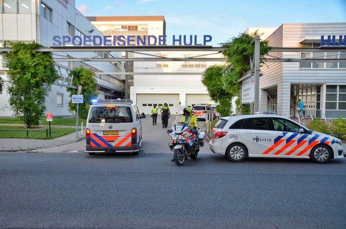 In de voorbije weken is de agressie tegenover medewerkers op de Spoed Eisende Hulp afgenomen.
