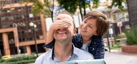 Oproep: Leg vader een dagje lekker in de watten