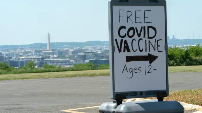 Grote zorgen over deltavariant in VS, meer mensen laten zich vaccineren