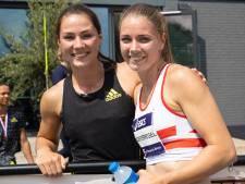 Deze twee atletische zussen gaan naar Tokio! 'Het is zo leuk dat we dit met elkaar kunnen delen'