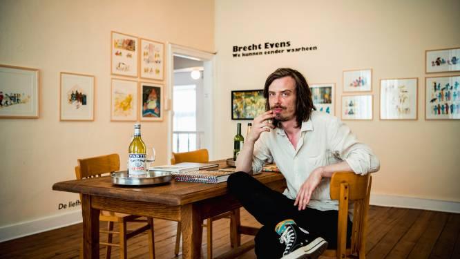 """Hasseltse musea lanceren dit weekend eerste Belgische solotentoonstelling van striptekenaar Brecht Evens: """"Nóg groter en nóg kleurrijker"""""""