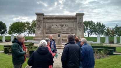 Koolkerke start herdenkingsreeks met succesvolle Fronttoer