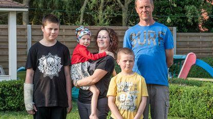 Grootouders organiseren benefiet voor Tiana