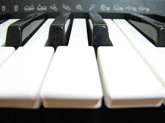 stockagenda stockfoto stockadr piano keyboard muziek optreden concert