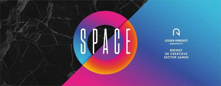 Space zet de creativiteit van Leuven in de verf. Beeld RV