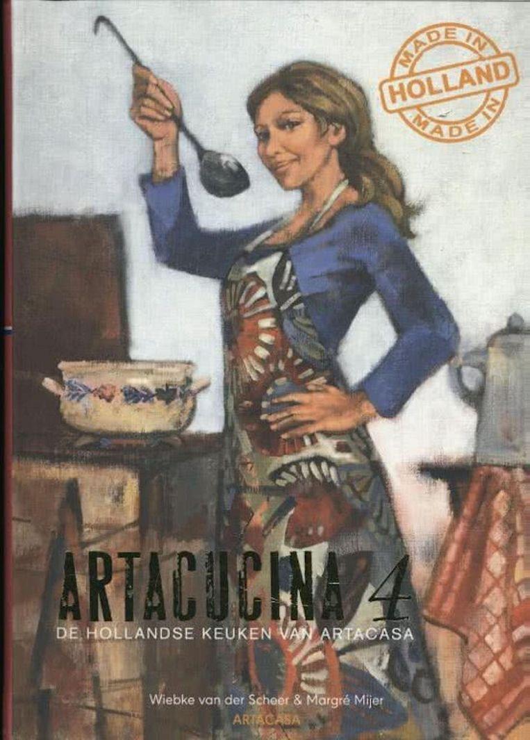 Artacucina 4, Artacasa, €19,95 Beeld -
