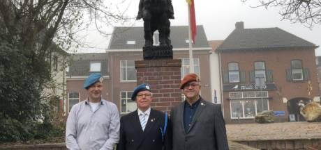 Gennep en Mook waren een 'blinde vlek' voor de veteranenvereniging, maar nu is er een eigen afdeling