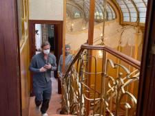 La virée culturelle de Brad Pitt à Bruxelles fait jaser
