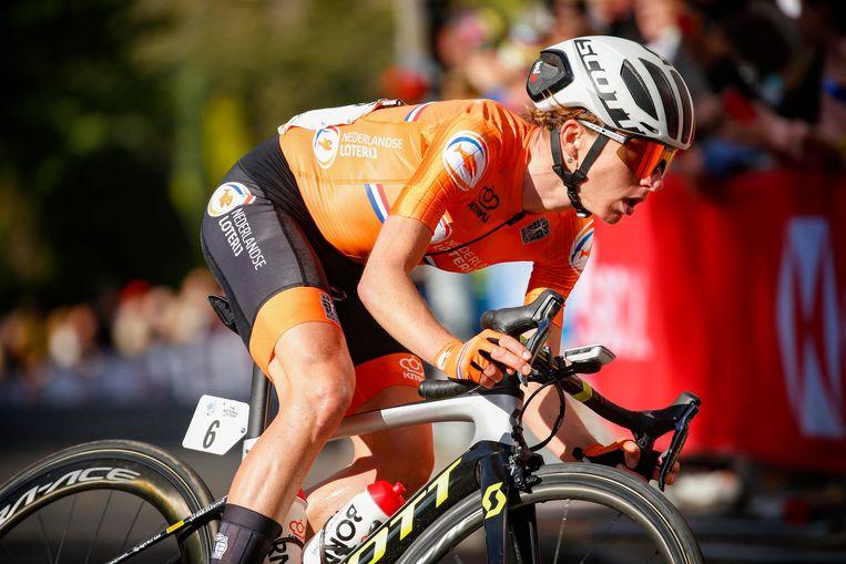 Annemiek van Vleuten. Beeld Photo News