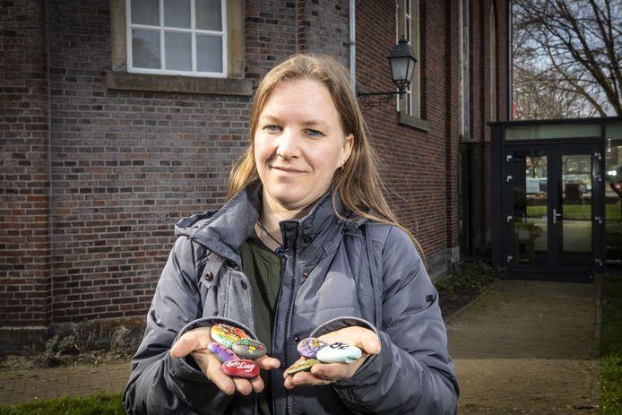 LOSSER - Heleen Vriesema is initiatiefnemer van het project Sporen van liefde