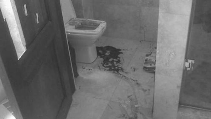 Foto\'s tonen badkamer waar Pistorius vriendin doodschoot ...