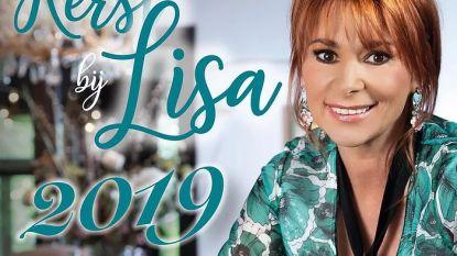 Kerstconcert met Lisa Del Bo in Heilig Hartkerk