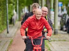 Lex traint mee met mensen die 24 uur lang willen steppen voor Diergaarde Blijdorp: 'Overal spierpijn'