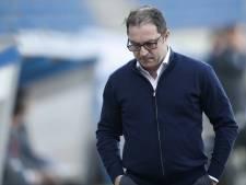 Willem II zonder coach Petrovic naar Utrecht
