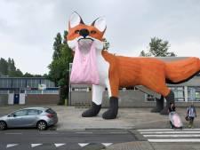 Van Bospoldervos tot Schitterende Scherf: de kunst op straat floreerde wél in 2020