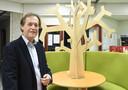 Directeur Gerard Smetsers van basisschool het Palet.