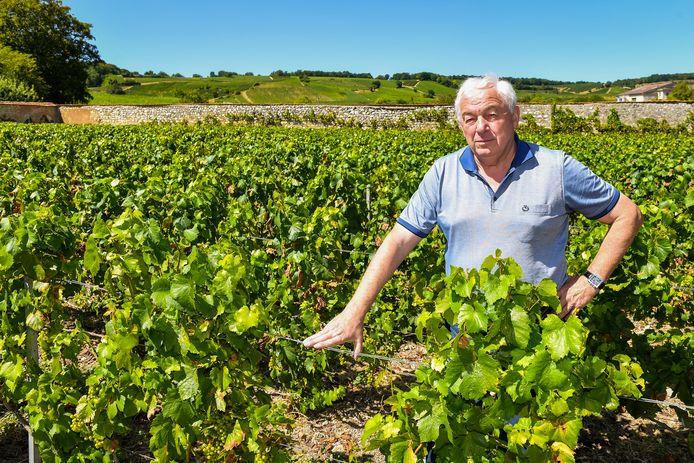 Wijnboer én burgemeester Pascal Perrot.
