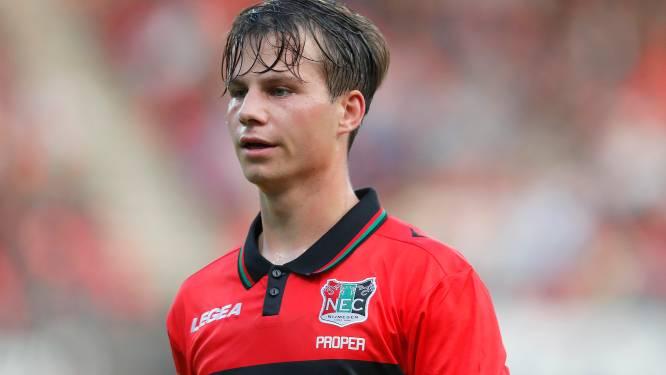 NEC heeft Proper terug tegen Feyenoord, Duelund ontbreekt