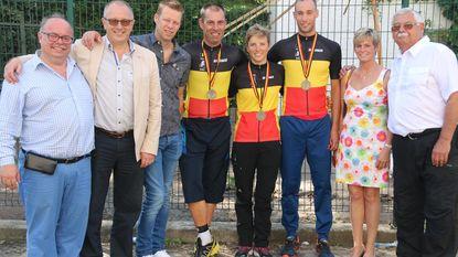 Militairen strijden voor Belgische titel