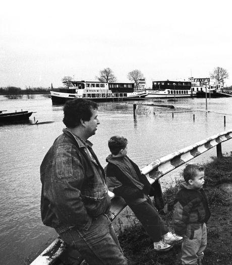 Hoogwaterjournaal 29 januari 1995: de evacuatie dreigt eraan te komen