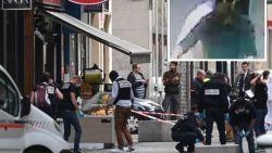 """Tiental gewonden bij explosie bompakket in Lyon: """"Aanslag nog niet opgeëist"""""""