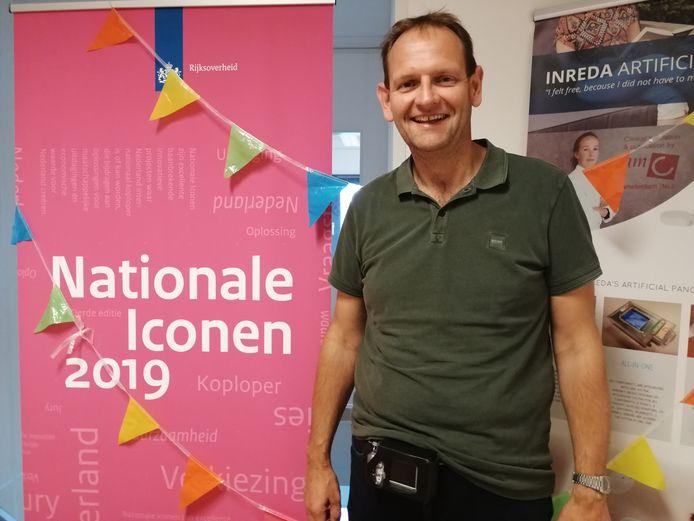 De uitvinding van Robin Koops werd in 2019 uitgeroepen tot Nationaal Icoon.