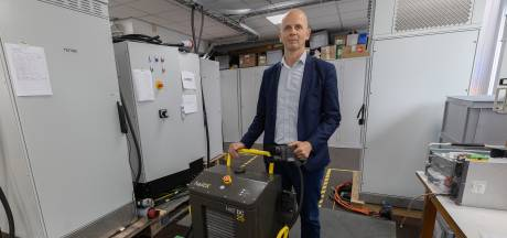 Stroom voor bus, truck en straks de elektrische auto: wereldmarkt lonkt voor snelladers van Heliox uit Best